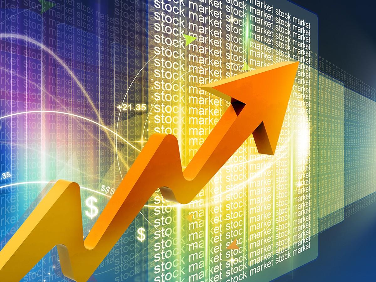 YTD Top40 stock returns