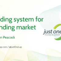 trading system for a trending market