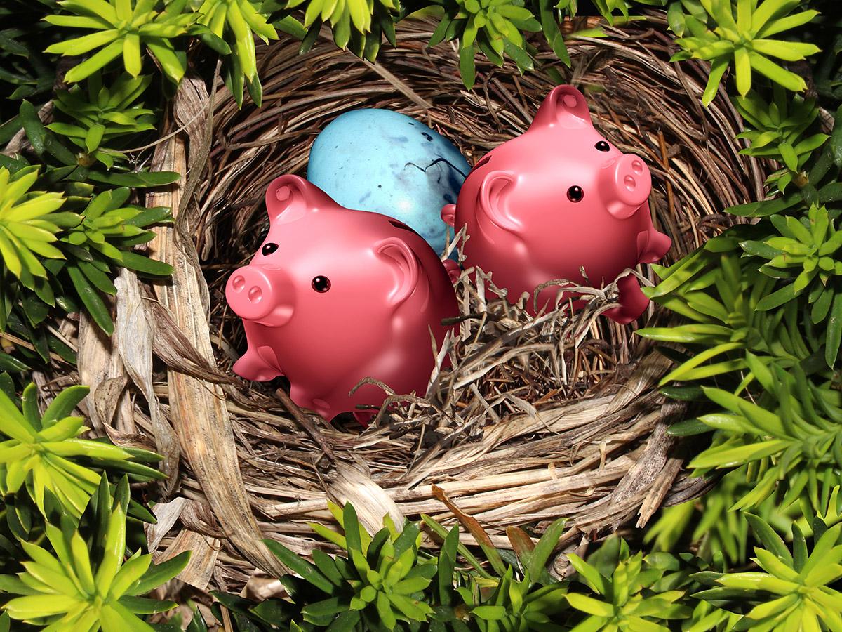 Should children have bank accounts?