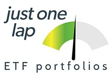 Just One Lap ETF portfolio