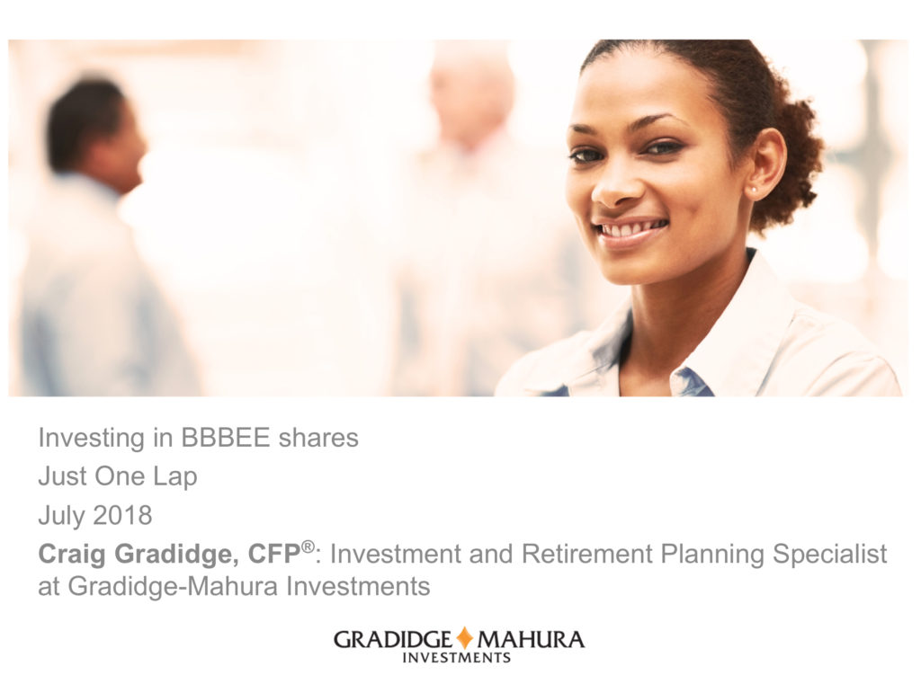 Investing in BBBEE schemes