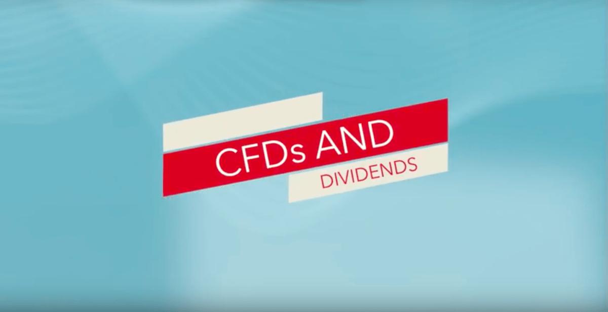 CFDs and dividends