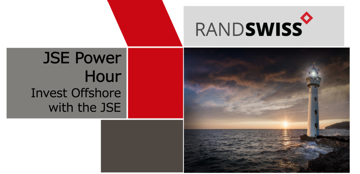 Invest offshore with the JSE